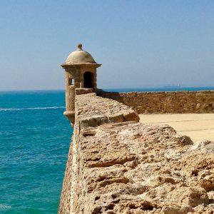 Outlook Over Cadiz, Spain- Beautiful International Landscape Photography - La Donna Foto - LaDonnaFoto.com