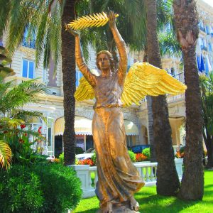 Angel of Cannes-France - Italian Landscape Photography - La Donna Foto Houston, TX 77007