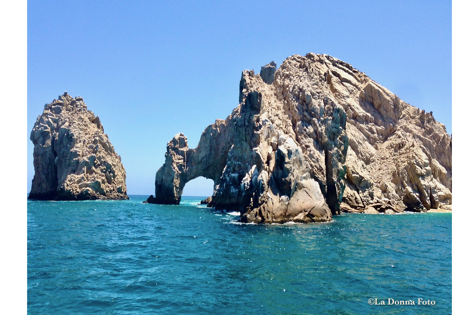 Arch of Love-Cabo San Lucas - Italian Landscape Photography - La Donna Foto Houston, TX 77007