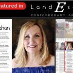 LandEscape Contemporary Art Review features La Donna Foto